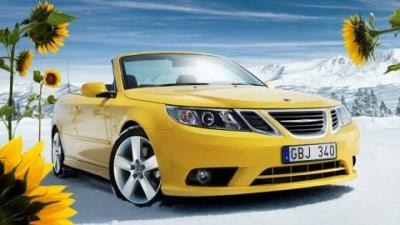 2008 Saab 9-3 Yellow Edition