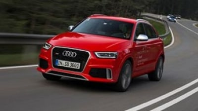 Audi RS Q3: First drive review