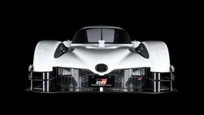 Toyota confirms GR Super Sport for production