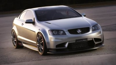Holden Coupe 60 concept - the Monaro returns