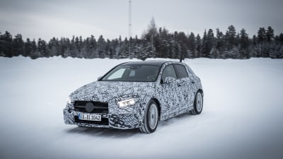 New Mercedes-Benz A-Class details revealed