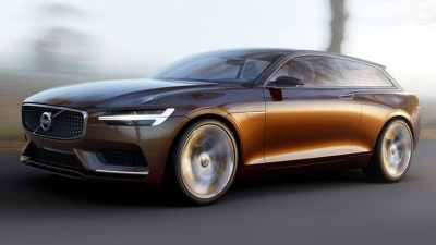 New Volvo Wagon Due In 2015, New Small Models Coming: Report