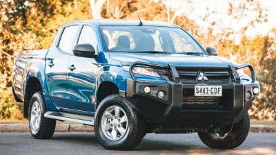 2020 Mitsubishi Triton GLX+ review