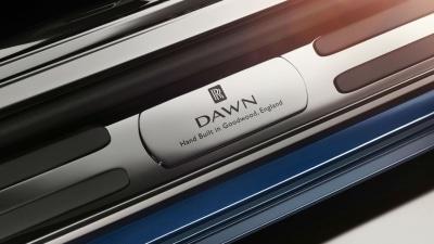 Rolls-Royce Dawn Teased Ahead Of Frankfurt Motor Show