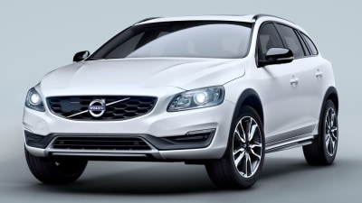 Volvo V60 Cross Country Coming To Australia In Late 2015