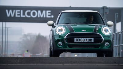 Mini Cooper 60-year special edition revealed