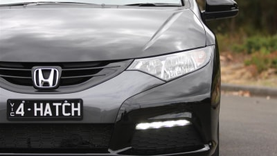 2012 Honda Civic Hatch VTi-S Long-Term Review – Update Two
