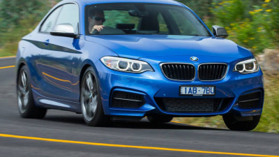 BMW 2 SERIES: Australian Price And Features For Flash New Coupe