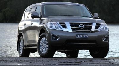 2018 Nissan Patrol Ti-L new car review