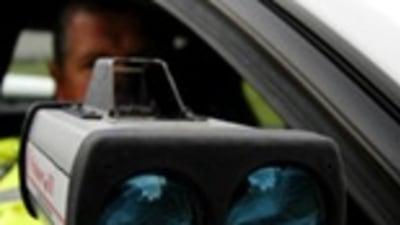 Caught Speeding: Victoria's Top Traffic Cop