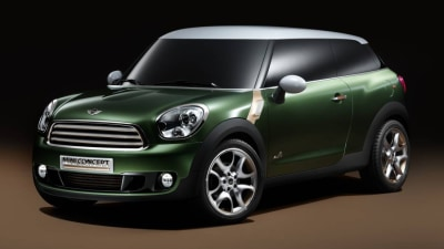 MINI Paceman Destined For Production