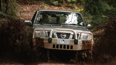 2010 Nissan Patrol Ti Road Test Review