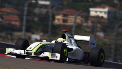 F1: Brawn GP Secure Future With Sponsorship Deals