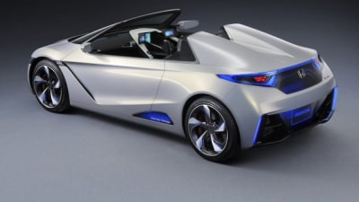 Honda EV-STER To Form Basis For New Sports Car: Report