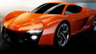 Hyundai PassoCorto Coupe Concept Revealed For Geneva Motor Show