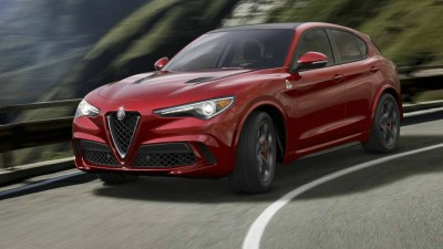 Alfa Romeo Stelvio SUV Unveiled At LA Auto Show - Coming To Australia In 2018