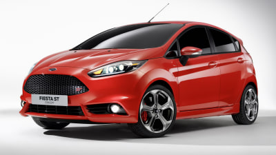 2012 Ford Fiesta ST Five-door Concept Heading To LA Auto Show