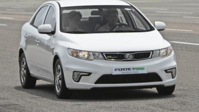 Kia Forte (Cerato) LPI Hybrid To Enter Global Green Car Challenge