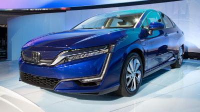 Honda Clarity hydrogen fuel-cell and plug-in hybrid sedan axed