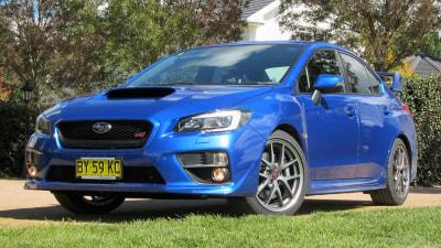 2014 Subaru WRX STI Review