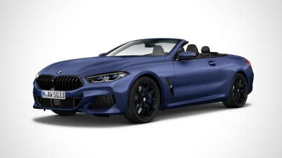 2022 BMW 8 Series price and specs: 840i Heritage Edition limited to nine examples