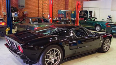 World's First RHD Ford GT Converted In Melbourne