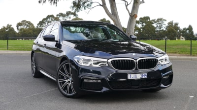 2017 BMW 540i M Sport Review | A Big BMW To Cause Benz Some Sleepless Nights