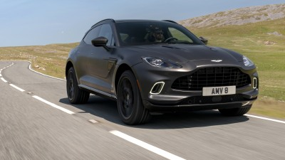 2021 Aston Martin DBX review