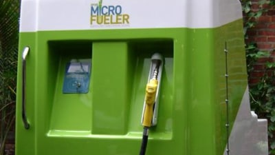MicroFueller promises to ease dependence on foreign oil from comfort of your own home