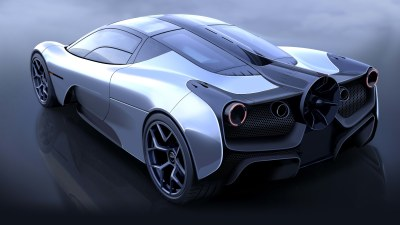 """Interview: Gordon Murray on T50, """"the last analogue supercar"""""""