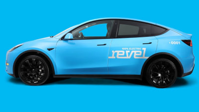 New York approves Tesla Model Y taxi fleet