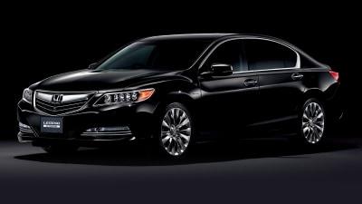 Honda Legend Delayed Due To Quality Concerns