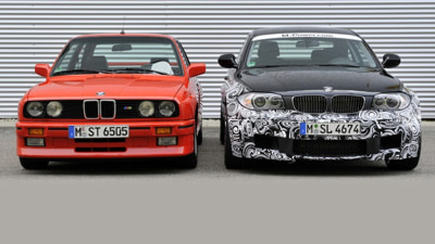 BMW 1 Series M Coupe Teased Further In New Video
