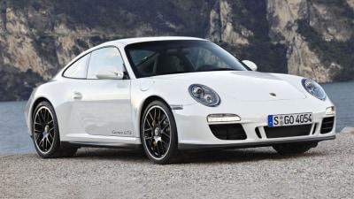 2011 Porsche 911 Carrera GTS Revealed, Australian Debut Set For January