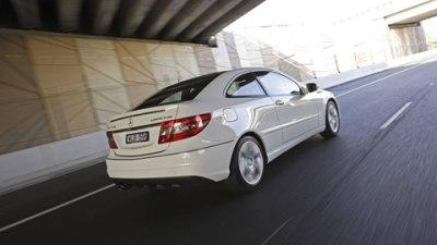 2008 Mercedes-Benz CLC 200 Sports Coupé Range Revealed