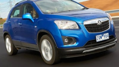 Holden Trax LS new car review