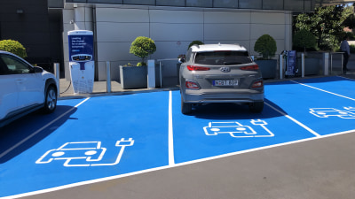 NSW Government considers electric-car usage tax