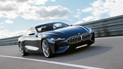 BMW 8-Series prepares for launch this year