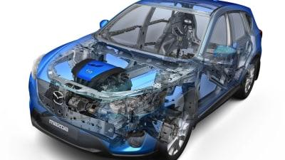2012 Mazda CX-5 To Get Super-strong SkyActiv Steel