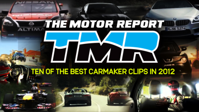 TMR's 'Ten Of The Best' Automotive Promo Videos Of 2012