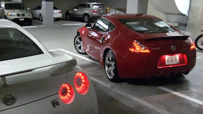 2009 Nissan 370Z And Nissan GT-R - The Daily Dose, Part 2