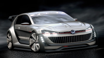 Volkswagen GTI Supersport Concept Revealed For Vision GT