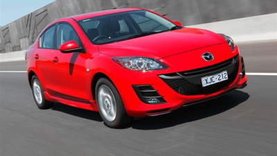 2009 Mazda3 Diesel Launched In Australia