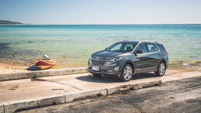 Holden Equinox pricing announced