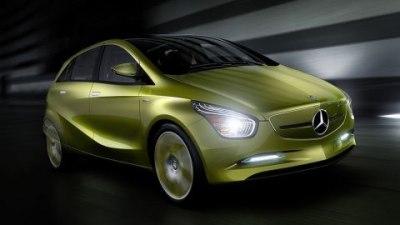 Mercedes-Benz Releases Details On Concept BlueZERO Vehicles
