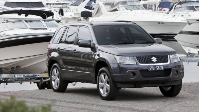 2010 Suzuki Grand Vitara Urban Added To Local Range