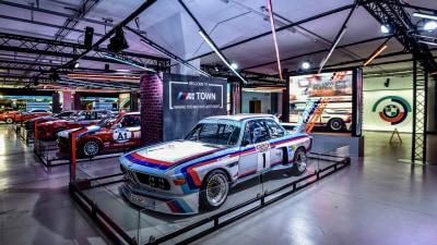 BMW looks to revive M3 Evo Sport, retro Motorsports logo
