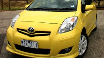 2009 Toyota Yaris YRX Road Test Review