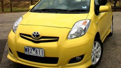 2009 Toyota Yaris YRX Road Test Review