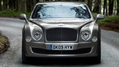 2011 Bentley Mulsanne To Offer Millions Of Bespoke Trim Combinations